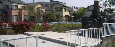 文能寺共同墓地